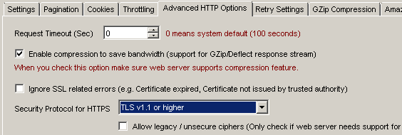 How to enable TLS 1 2 for SSIS 2012 packages – ZappySys Help