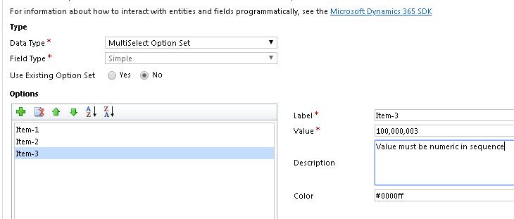 How to add /edit custom field in Dynamics CRM (e g  Multi-Select
